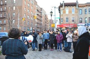 Community rallies against Target 3