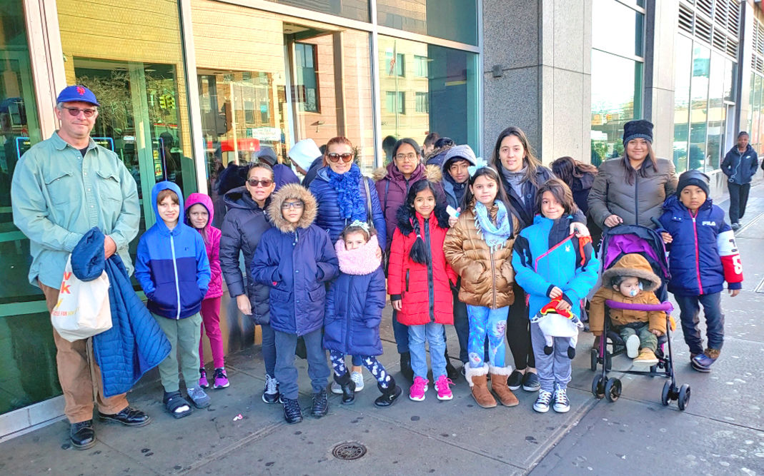 PS 97Q Families Get Free Tickets To See Frozen 2 1