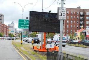 Expect delays: Big road project will take years  1