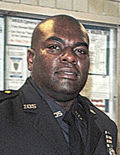 Veteran cop arrested on domestic charges 1