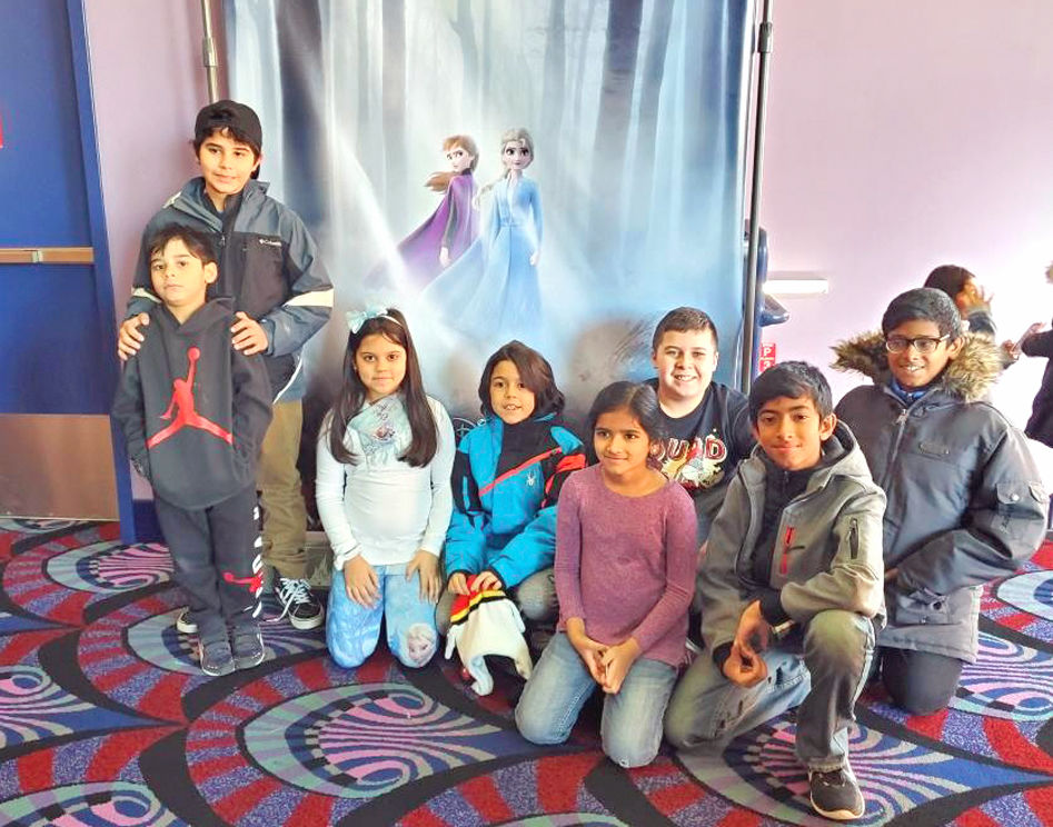 PS 97Q Families Get Free Tickets To See Frozen 2 2