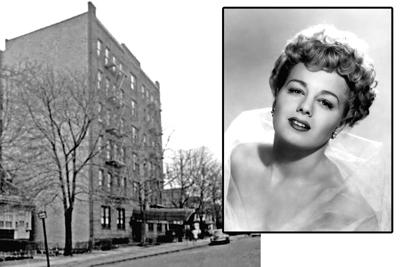 Oscar winner Shelley  Winters once lived in Jamaica 1