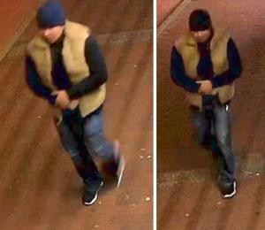 <p>The NYPD is seeking the public's help in identifying the man pictured above, who police say is the suspect in a rape on Jan. 18 in Jamaica.Photos courtesy NYPD</p>