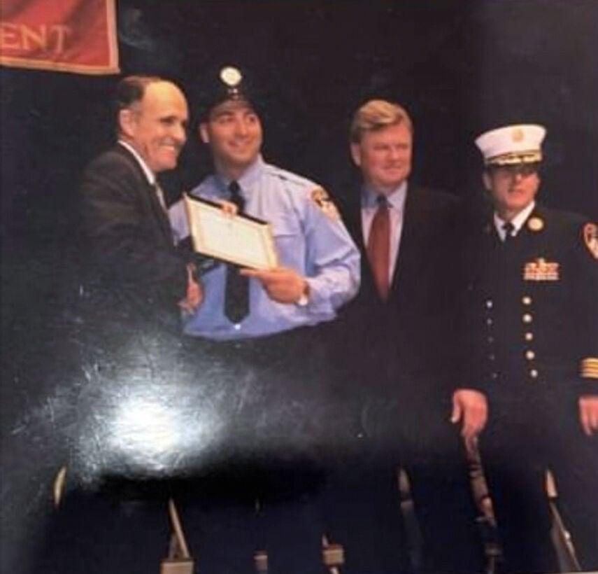 Engine 233 fireman remembers 9/11 1