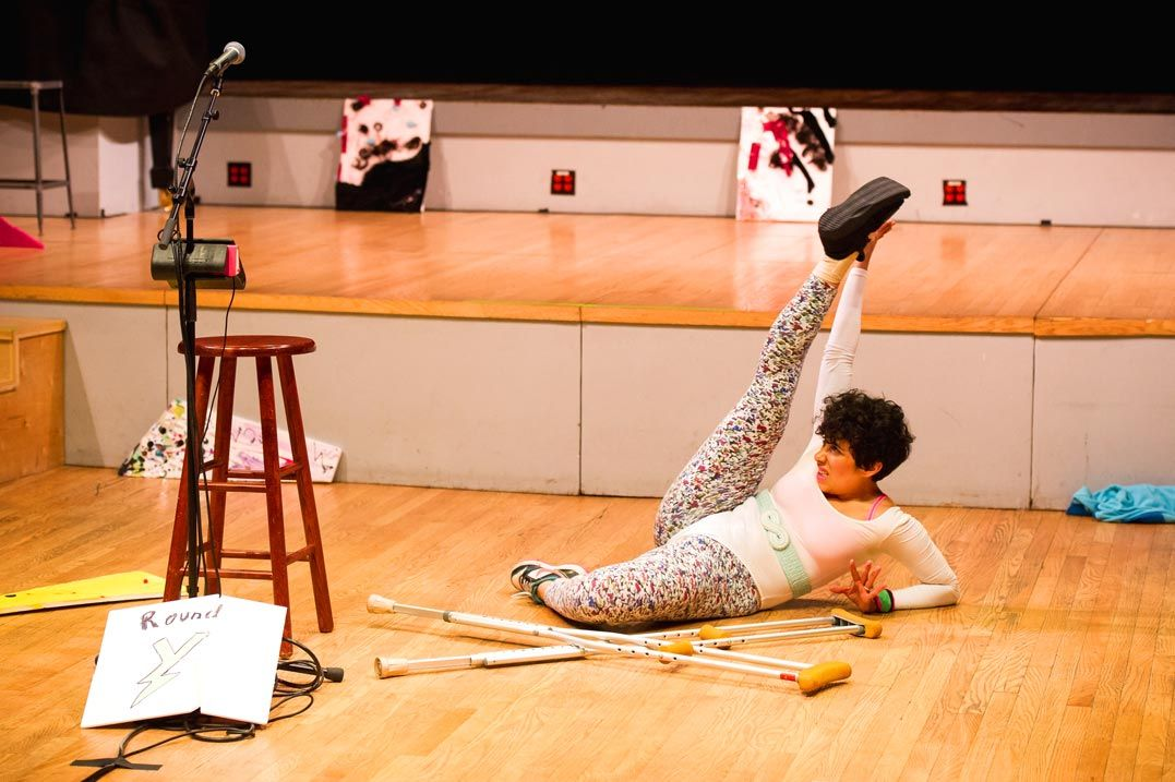 From pointe to 'Star Crap,' dance grows in Queens 2