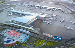 $344M private fund to redo JFK terminal 1
