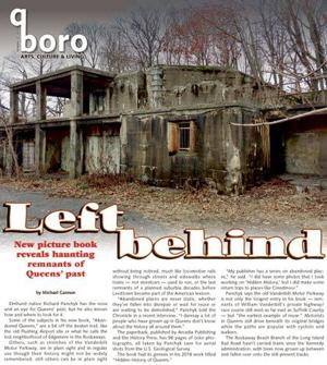 'Abandoned Queens': Revisiting boro's ghosts 1