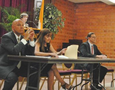 CD 19 candidates show their colors 1