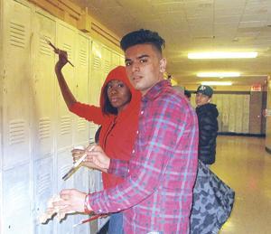 Recent activities at Martin Van Buren High School 5