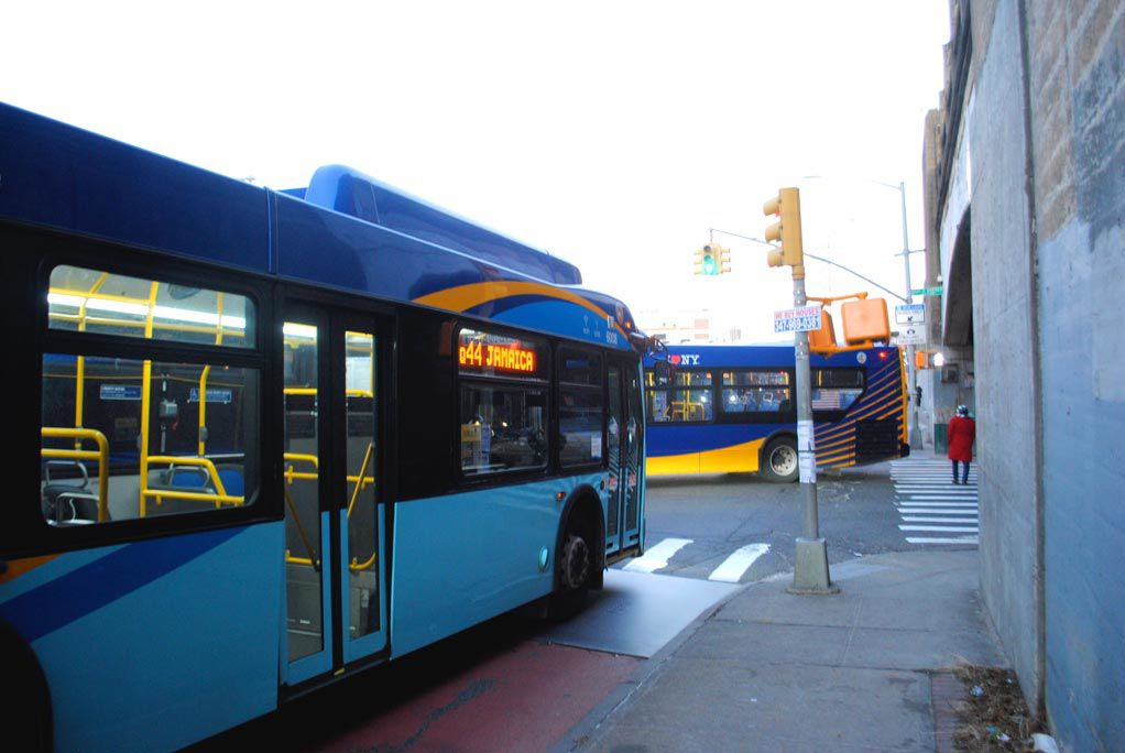 CB 12 hosts MTA bus redesign talk 2