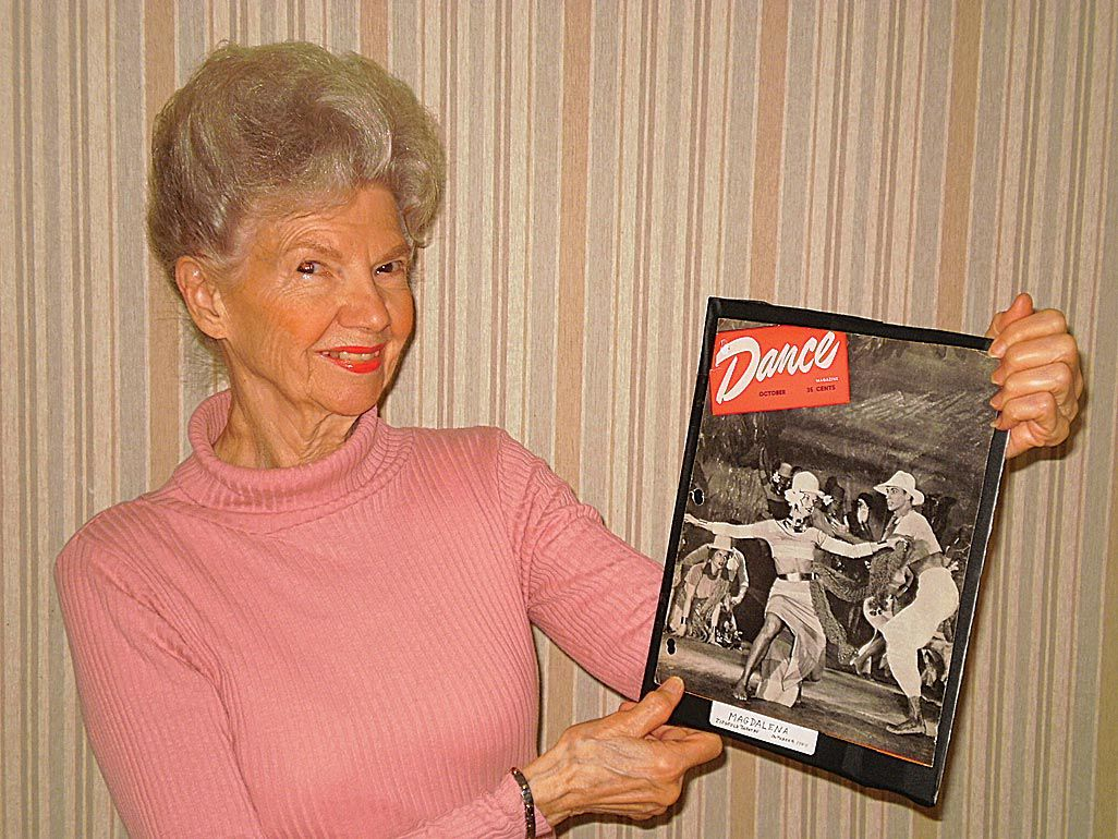 How Norma Doggett, gone at 94, danced into my life 1