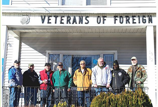 Vietnam vets on the move to Maspeth 2