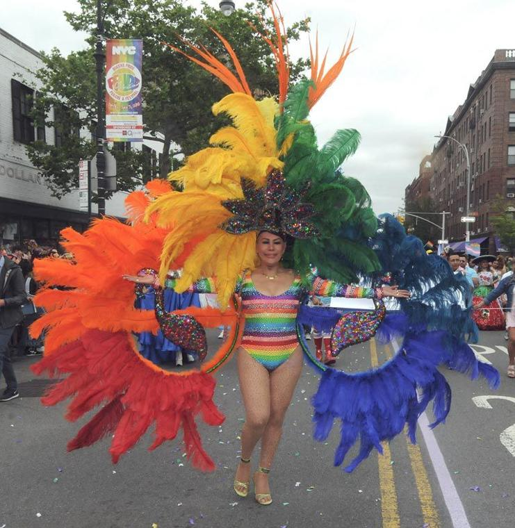 Beaming with Pride in Jackson Heights 9