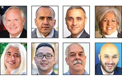 Eight leaders seek D19 Council seat 1