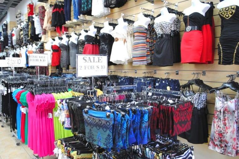 Zalta clothing store