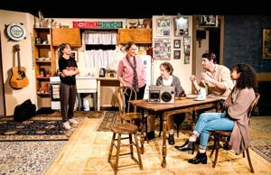 An Irish play mixes the personal and the political 1