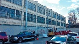 Is this Ozone Park factory historic? 1