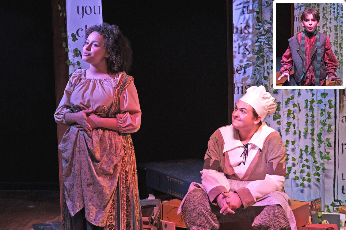 The Secret goes 'Into the Woods,' and into Woodside 2