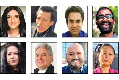Nine candidates running for District 25 seat 1