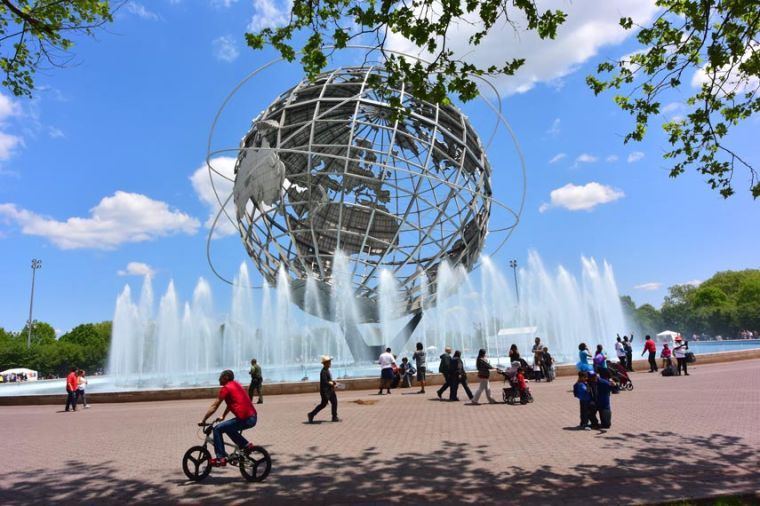 Queens descends on Flushing for World's Fair Anniversary Festival 1