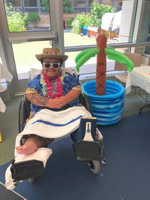 Summer Luau at St. Mary's Hospital 3
