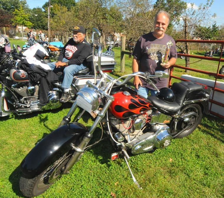 Antique Motorcycle fest hits farm museum 2