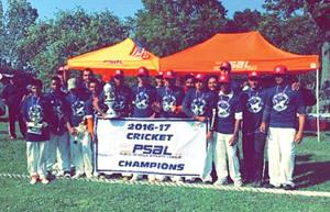 Richmond Hill High School are PSAL Cricket Champions!
