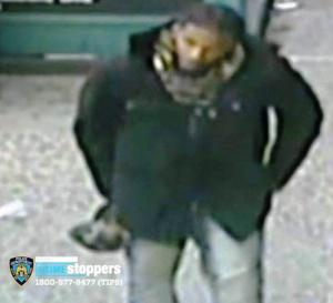 Police seek man in subway slashing