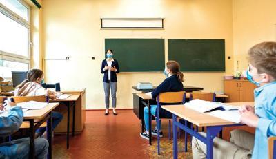 Vax mandate for public school staff 1