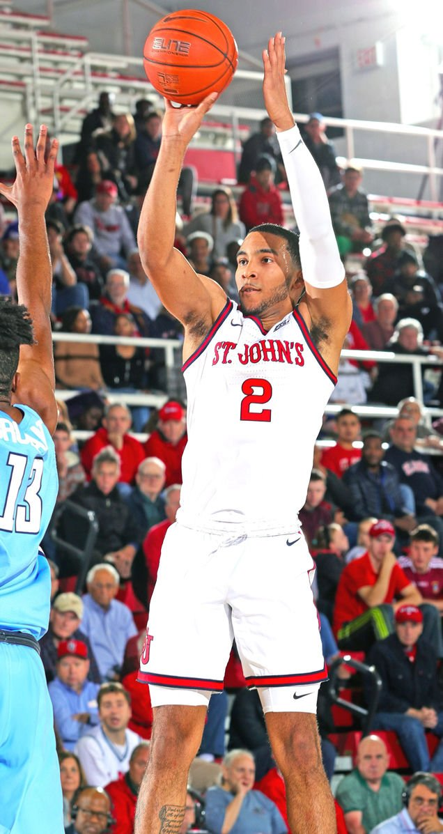 St. John's lands four players on 2019-20 All-Met teams 2