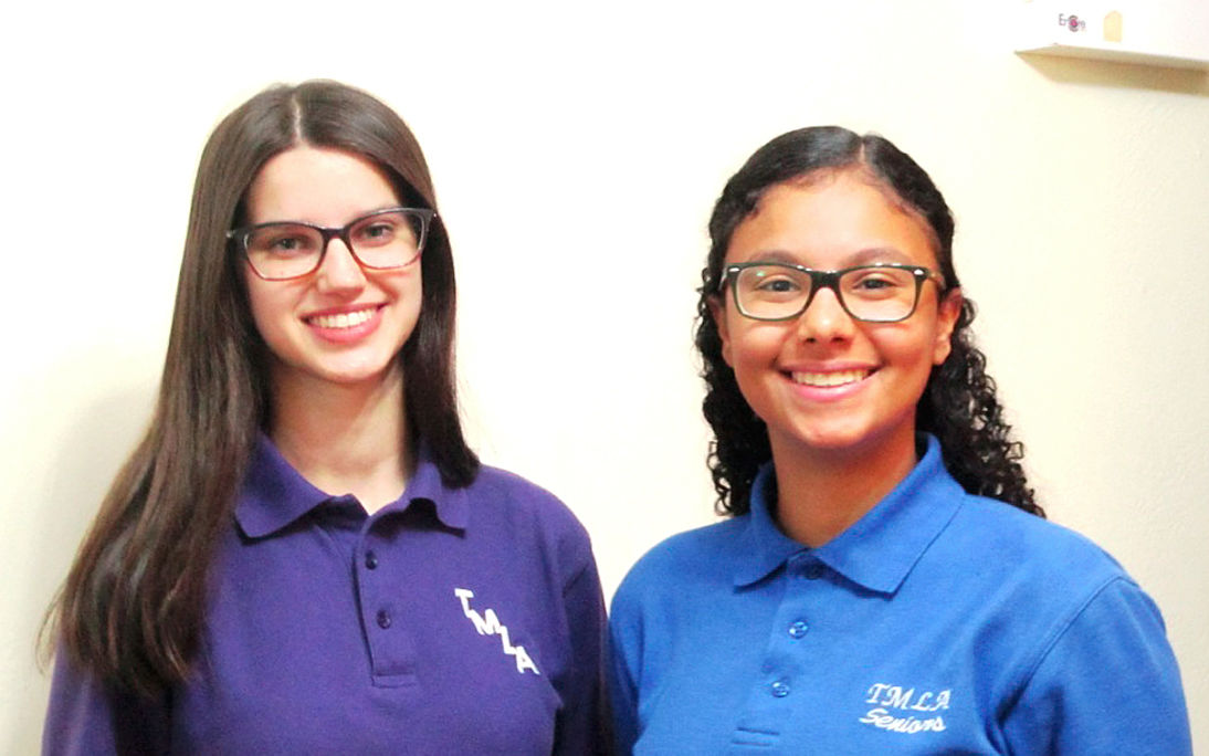 Students at The Mary Louis Academy Earn Accolades 1