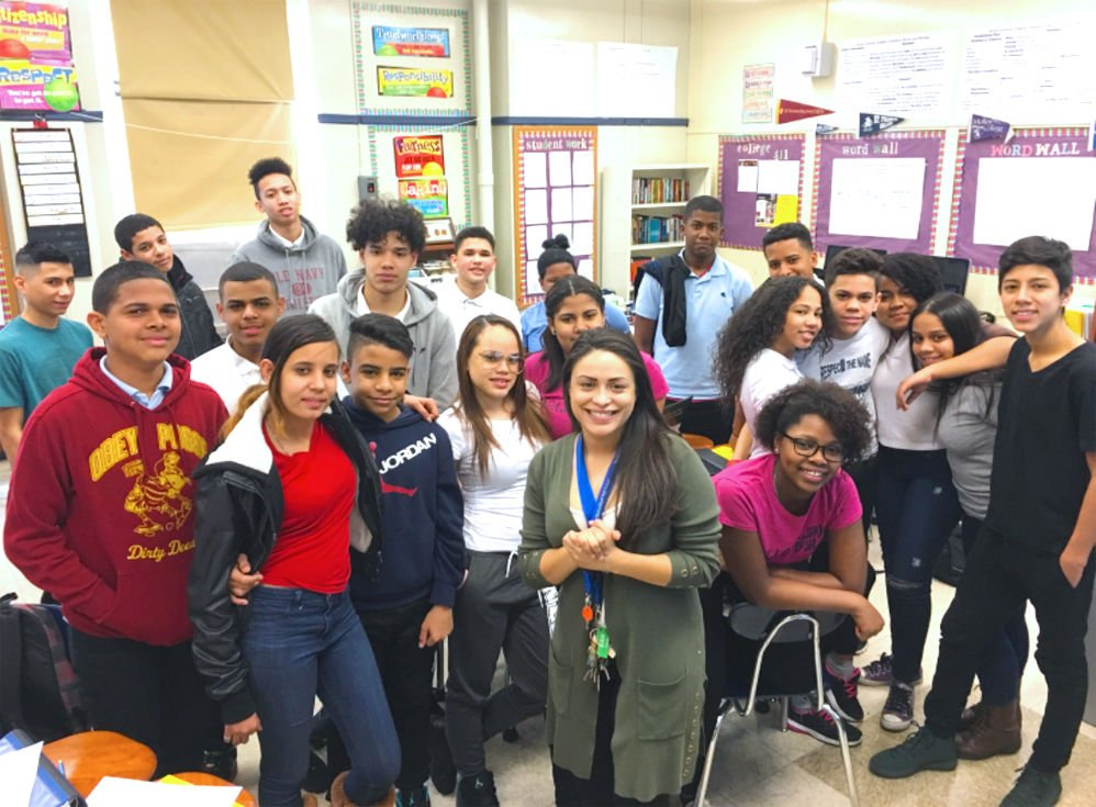 Multicultural High School students celebrate 'virtual' cultures abroad