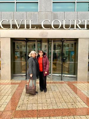 Access to Justice helps 'level the playing field' 1