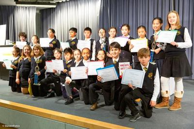 'Young Debaters' at PS 174 are winners! 1