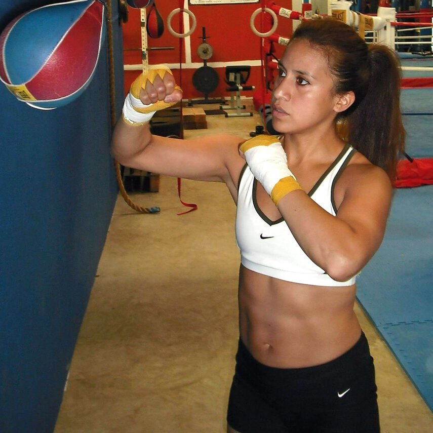 Boxer turned climber looks to make history 2
