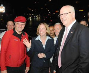 Curtis Sliwa tells Chronicle he's 'absolutely' running against Katz for Queens BP