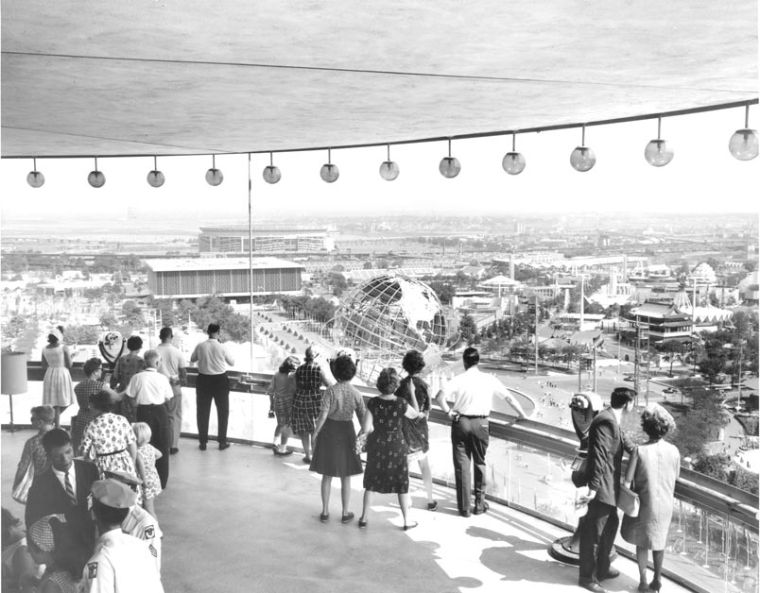 Future brighter for NY State Pavilion 1