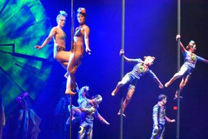 Cirque de Soleil is flying high again in Flushing 2