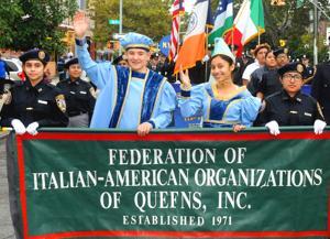 Queens commemorates Columbus Day 9