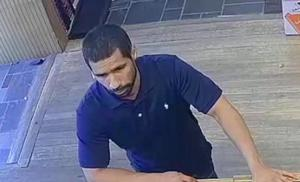 Wanted for questions on stolen credit card 1