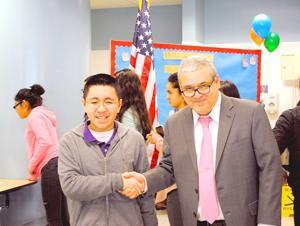 "Long Island City High School of Applied Communication ""Community Appreciation Day"" 1"