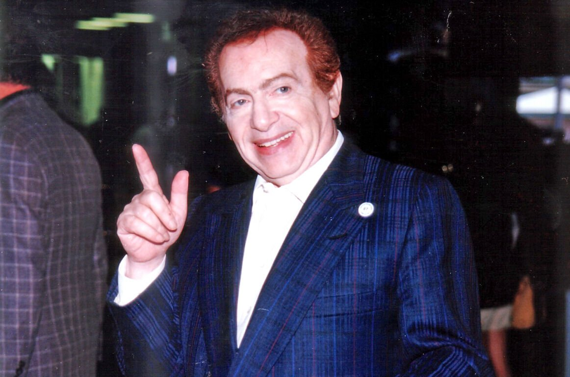 Jackie Mason: a comedic legend and just one of us 2