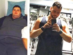HB man wins weight loss competition - Queens Chronicle