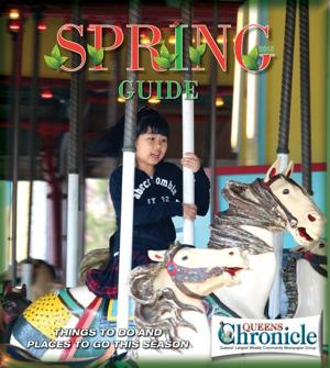<p><strong>The Carousel in Flushing Meadows Park; photo by Steve Fisher.</strong></p><p><strong>Supplement editor: Peter C. Mastrosimone</strong></p><p><strong>Design: Ella Jipescu</strong></p><p><strong>Editorial Layout: Terry Nusspickel</strong></p>