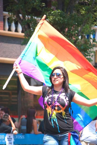 Boro's LGBT community pledges to fight Trump 1