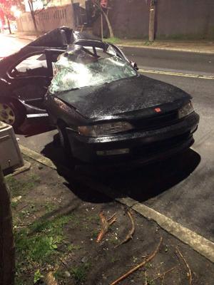 Woodhaven Boulevard crash - Queens Chronicle: Queenswide