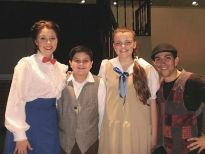 Extra magic in store with 'Mary Poppins' 1