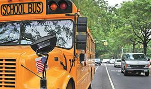 School bus GPS installment runs late 1