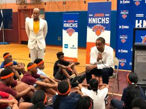 Knicks on the road 1