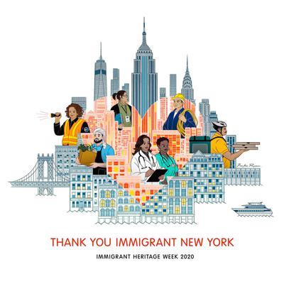 Celebrating immigrant essential workers: Immigrant Heritage Week 1